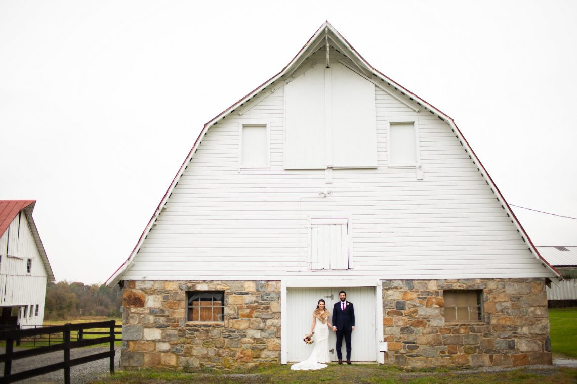 Loudoun County Virginia Wedding Venue Barn